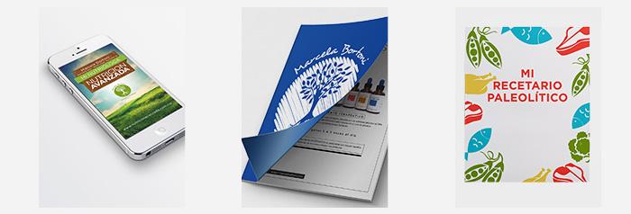 recetario, libro azul, app mi nutriologa