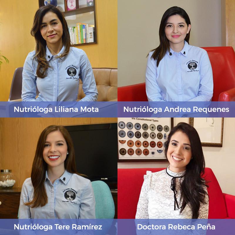 nutriologas equipo