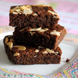 Brownies Sin Azúcar