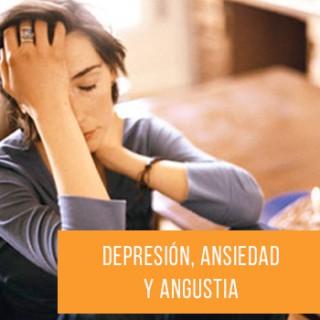 Depresión, ansiedad y angustia.