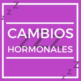cambios hormonales